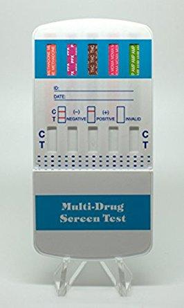 five panel drug tests