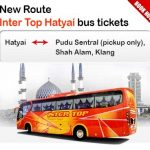 Why Traveling By Bus From Kuala Lumpur Is Much Fun