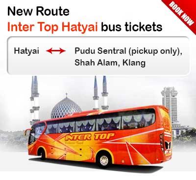 Bus to Hatyai