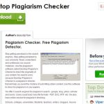 Available Plagiarism Checker Online