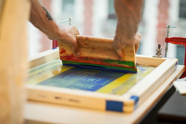 screen-printing