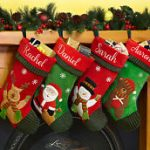 How About A Completely New Santa Stockings Tradition?